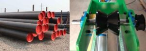 OCTG Pipe and Conveyor